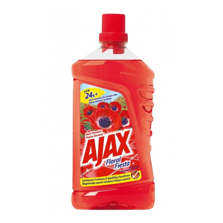 AJAX 1L RED FLOWERS