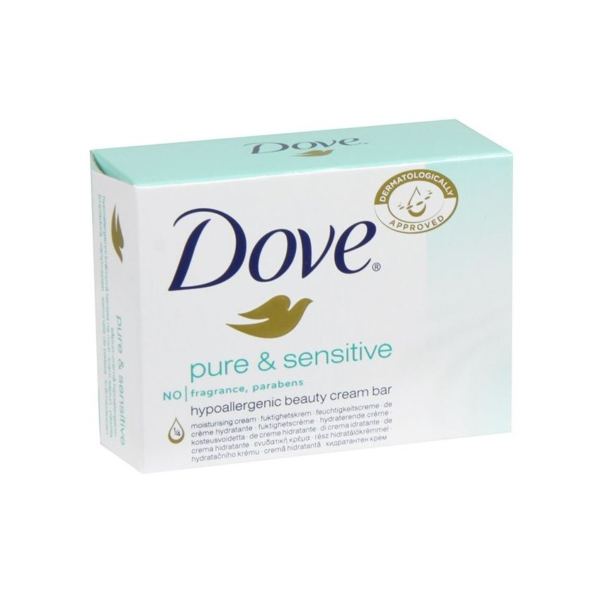 DOVE MÝDLO 100G SENSITIVE