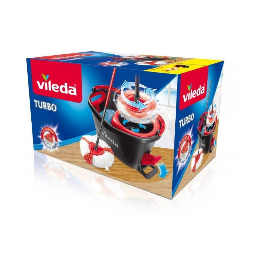 VILEDA EASY SET WRING TURBO