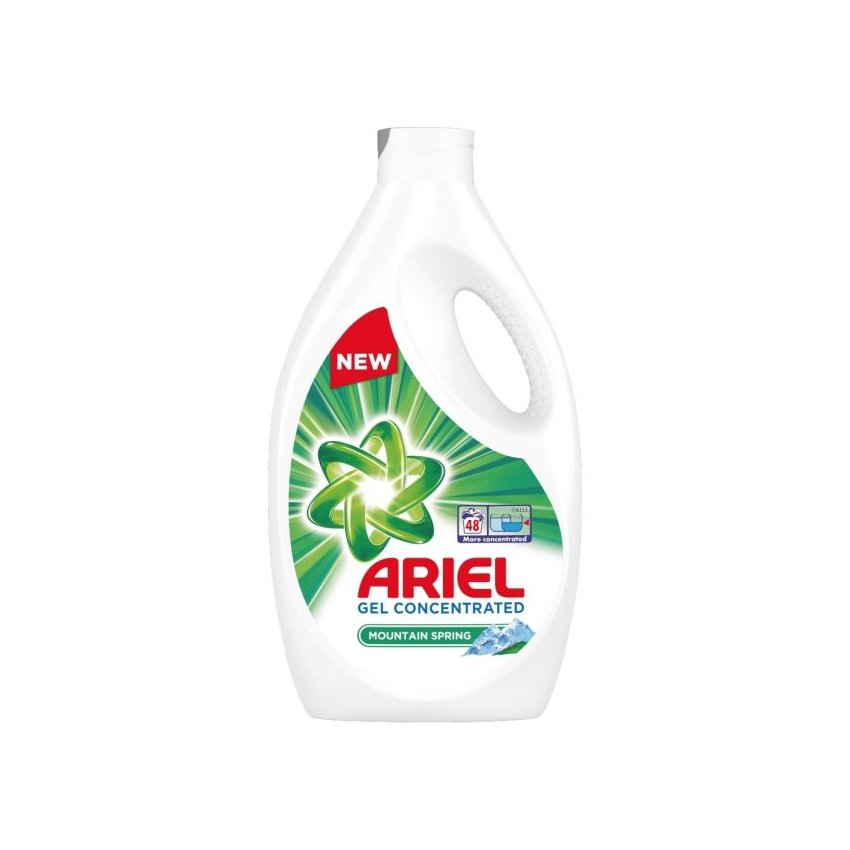 ARIEL GEL 48PD MOUNTAIN SPRING 2,64L