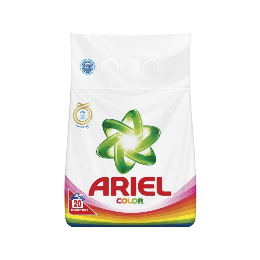 ARIEL 20PD COLOR 1,5KG