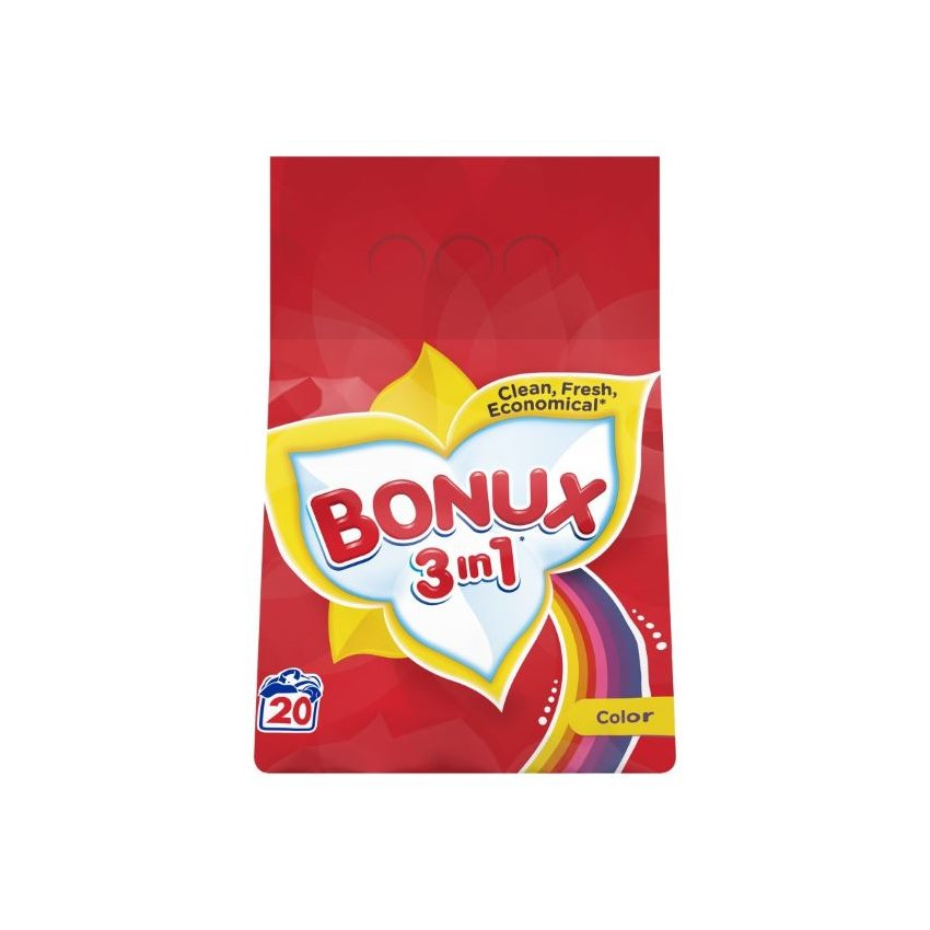 BONUX 20PD COLOR 1,5KG