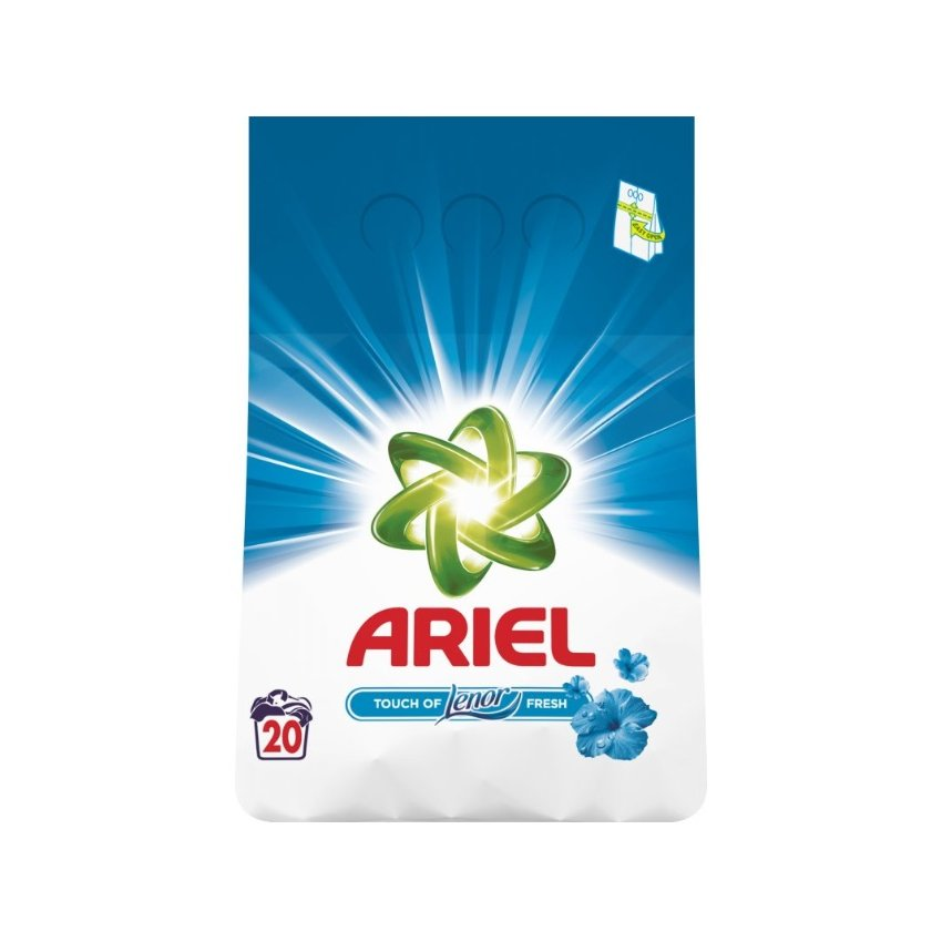 ARIEL 20PD LENOR FRESH 1,5KG