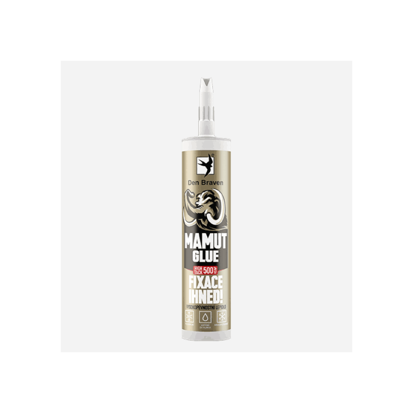 DB Mamut glue HIGH TACK bílý 290ml